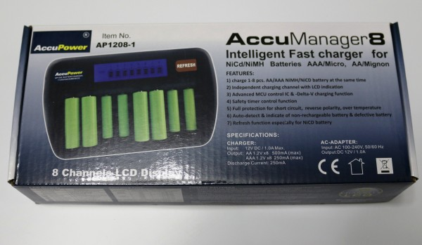 AccuManager 8